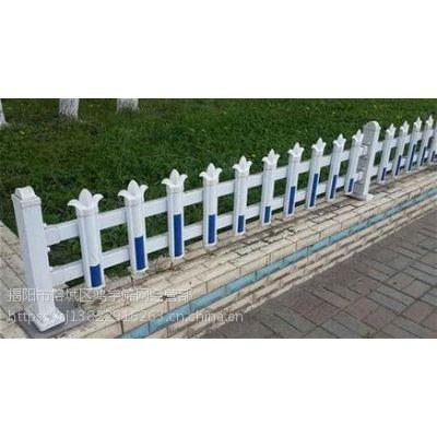 广东省鸿宇筛网定做绿色围栏 喷塑草坪护栏 -96
