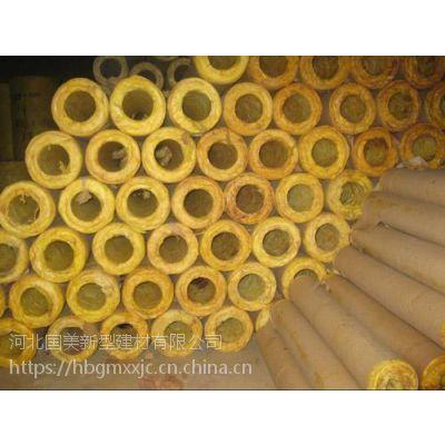 北京平谷40kg普通玻璃棉管壳生产厂家一立方多少钱