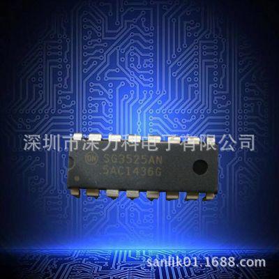 代理ON安森美SG3525ANG PWM控制IC 原装正品深圳现货 DIP-16