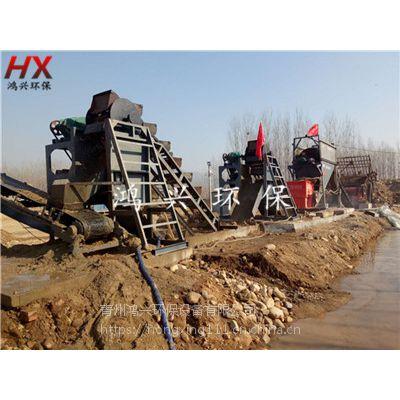 枣庄洗砂设备 风化砂破碎水洗设备 机制砂洗砂机