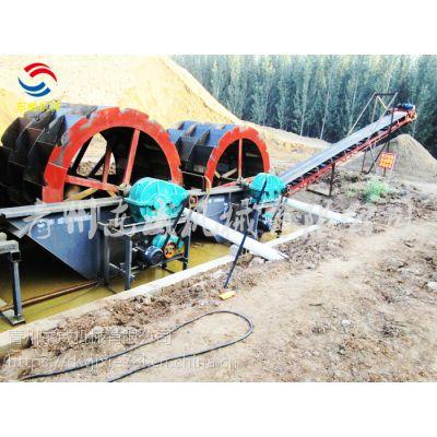 太原石粉洗沙机 东威机械按需定制水洗石粉砂洗沙机价格
