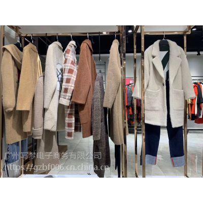 品牌折扣店哪里进货国内一线女装货源折扣批发拿货