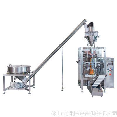 创利宝 直销 佛山洗衣粉定量包装机 食品粉剂自动包装机