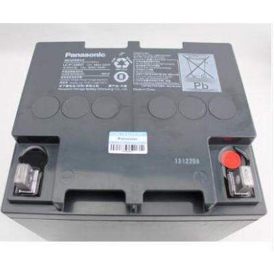 松下蓄电池 LC-P1224ST 12V24AH