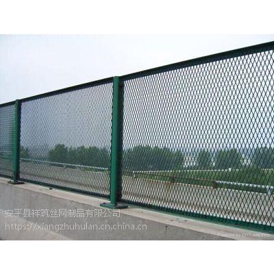 钢丝防护网 道路安全隔离网 高铁绿网栅栏