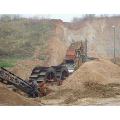 轮式洗沙设备 销售洗沙设备规格 三联重工 批发洗沙设备