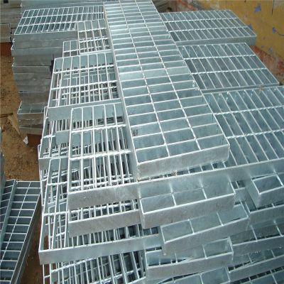 水沟格栅板 扁铁沟盖板 船厂网格栅