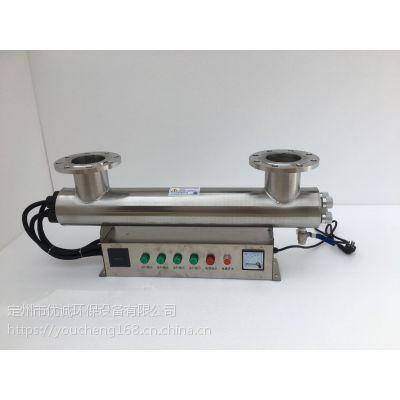 许昌加工定制400瓦水处理器,优诚过流式紫外线杀菌器