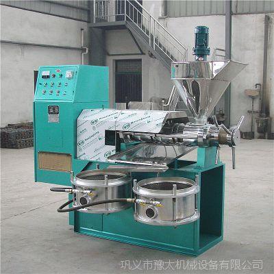 125螺旋榨油机 花生菜籽油压榨机 整套榨油机价格