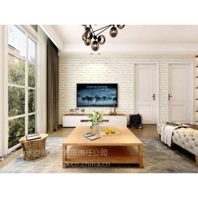 合肥琥珀瑞安家园102平现代简约风装修设计,简单清新