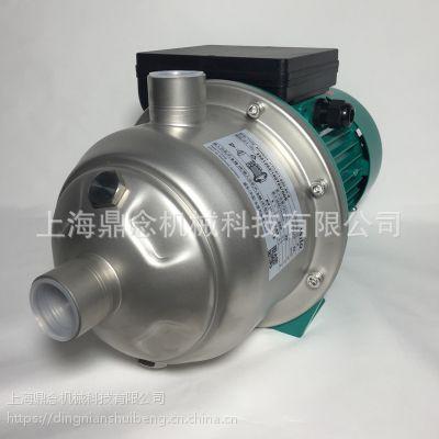 德国威乐wiloMHI202-1/10/E/3-380wilo食品级不锈钢水泵