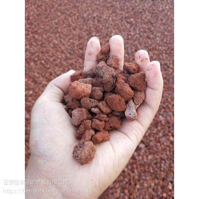 河北本诺厂家供应滤料火山石 大块造景用火山石