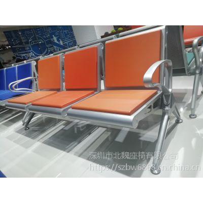 三人位不锈钢公共排椅*金属等候排椅*三人位排椅图片大全