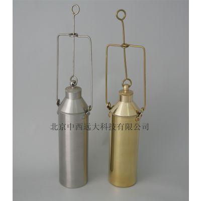 中西(LQS厂家)不锈钢可控取样器 型号:M319708库号:M319708