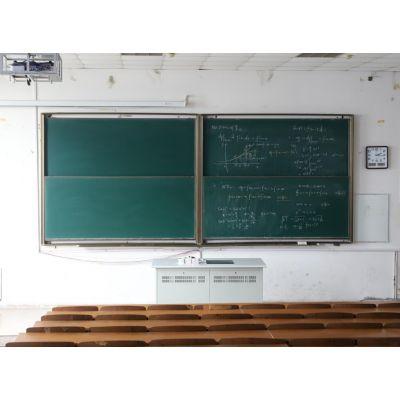 优雅乐学校教室教学升降黑板白板尺寸可定制