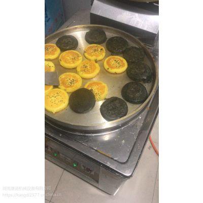 杂粮面红豆烤糕四合面饼子技术培训哪里有=河南康迪田园米粉糕培训中心