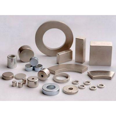 专业销售各规格钕铁硼磁铁_镀镍磁片_镀锌磁片