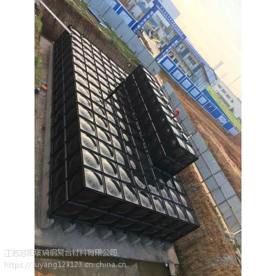章丘 地埋式箱泵一体化价格表 箱泵一体化增压设备