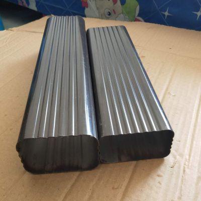温州别墅铝合金方形排水管管材弯头