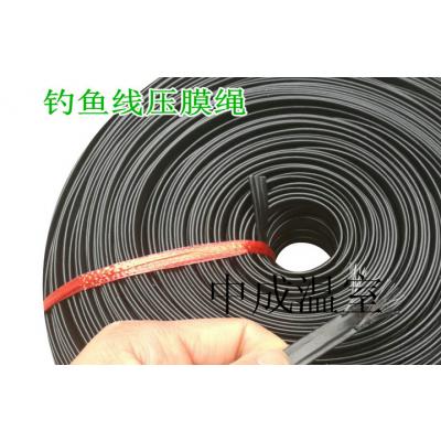 温室大棚配件塑料压膜绳 三股鱼线丝抗老化大棚压膜绳量大优惠