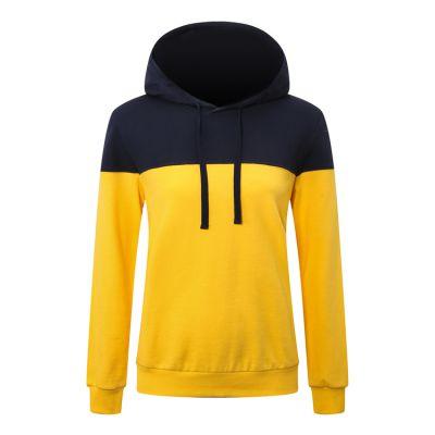 拼色卫衣订做外套运动会班服定做工服工衣长袖工作服定制印logo