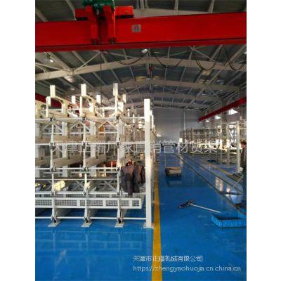 深圳钢管存放架 伸缩式货架 轴承存放架 仓储货架价格