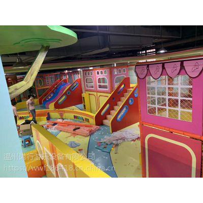 定制各类儿童乐园淘气堡超级蹦床