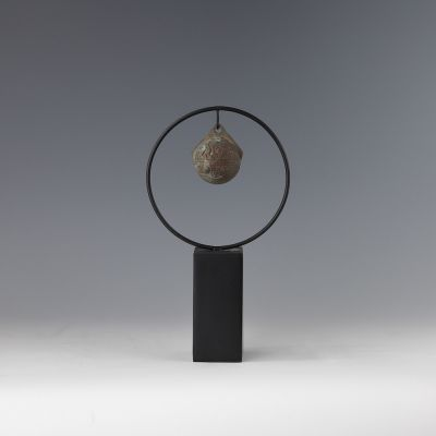 十境OTlife装饰品工艺品摆件新款铜铃铛新中式客厅家居酒店样板房