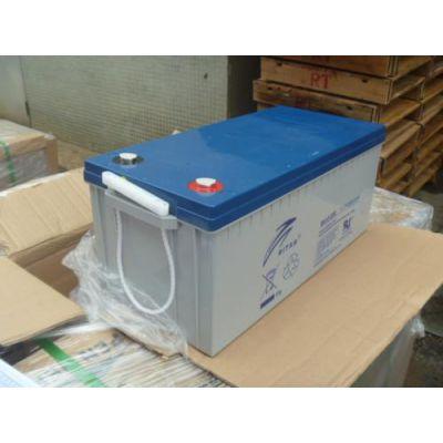 瑞达蓄电池RA12-100 12V100AH 总经销商 全新原装