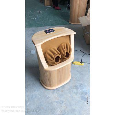远红外养生足浴桶全息能量桶家用汗蒸桶足浴盆干蒸桶