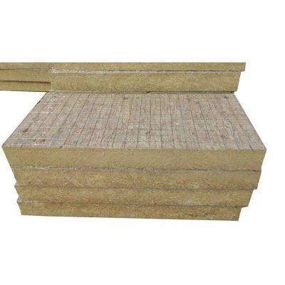 钢网插丝岩棉复合板8公分漳州市岩棉板近期价格