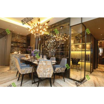公寓装修设计,公寓装修效果图,广州公寓装修公司美臣装饰