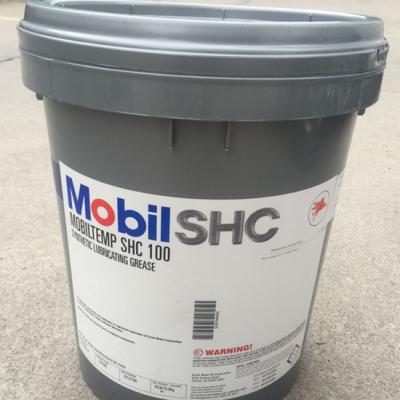 重庆供应Mobiltemp SHC 100高温润滑脂,Mobil SHC Grease 102EAL