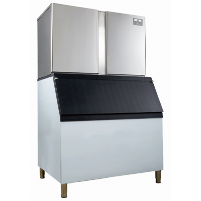 夏之星XSC-3000制冰机 商用冰粒机 奶茶店 KTV 颗粒机 1400kg