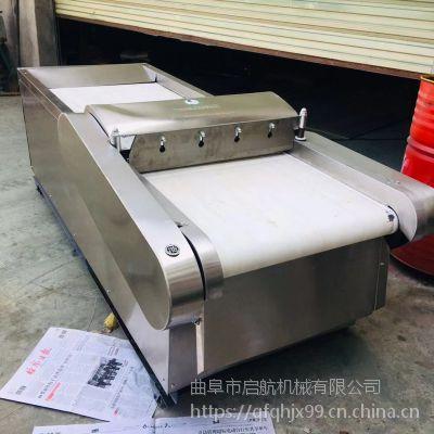 大型藕带切段机 多用途笋干切丝机 启航鲜豆角切段机