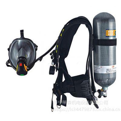 碳纤维9升R6100正压空气呼吸器价格