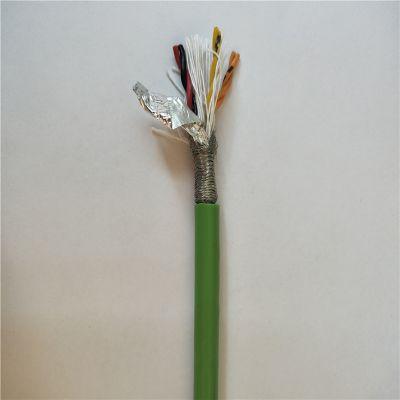 LT-TRVVSP双绞抗干扰柔性拖链电缆