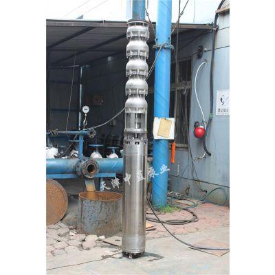 QJ深井泵产品参数