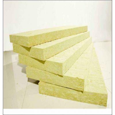 销售岩棉保温板 墙体保温 6公分建筑墙体岩棉保温板