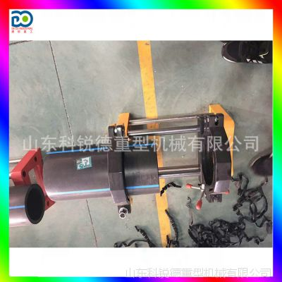两环四环焊接工具 PE管对焊机 节省劳动力工作效率高手动焊接机