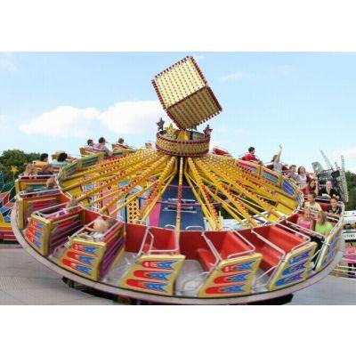 飞天转盘游乐设备嘉信厂家直销广场火热的游乐项目