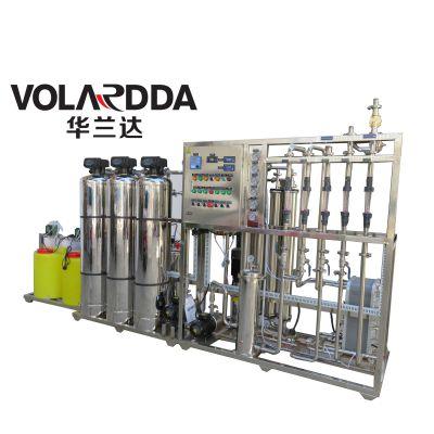 南宁半导体芯片生产用超纯水设备 电子工业用华兰达EDI装置 电导率低