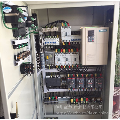 台达变频器控制柜 配电柜 能够平稳启动设备