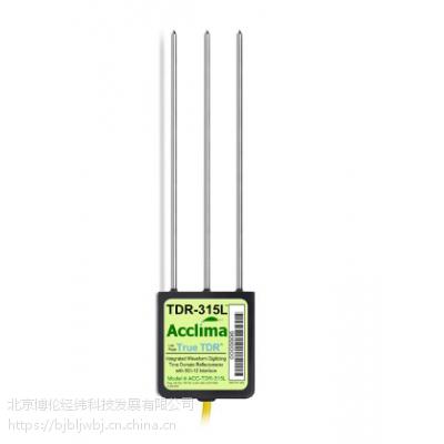 TDR315L 土壤温湿盐传感器