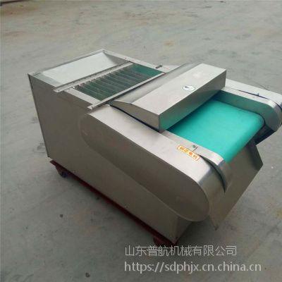 普航 蒜苔切段机切丁机 鱼豆腐切块机 桑叶切丝机厂家