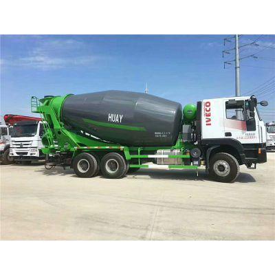 水泥搅拌车罐车厂家指导操作规程