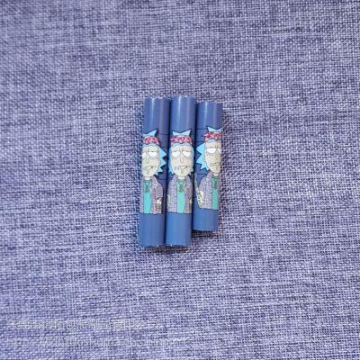 信拓电子烟水转印加工厂家 不锈钢图案订制水贴纸水印纸印刷