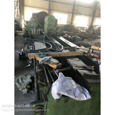 俄罗斯8米重型轧辊车床型号C84160