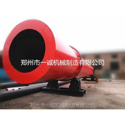 郑州一诚机械为您讲解牛粪烘干机筒体制作标准