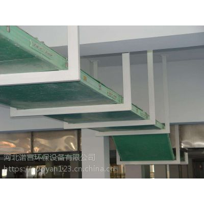 玻璃钢电缆桥架对线缆管理作用